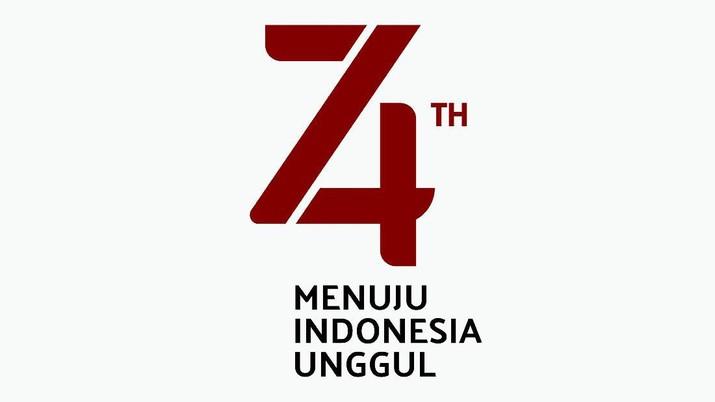 Bertema Indonesia Unggul, Ini Logo Peringatan HUT RI ke-74!