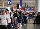 Sistem Komputer Bandara Down, Ribuan Penumpang Terpaksa Antre