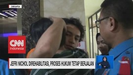 VIDEO: Jefri Nichol Direhabilitasi, Proses hukum Tetap Jalan