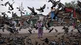 Pakistan juga melobi Indonesia, China, dan Polandia untuk mengecam India soal keputusannya mencabut status daerah istimewa Kashmir. (REUTERS/Danish Siddiqui)