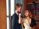 Momen Mesra Liam Hemsworth-Miley Cyrus Kini Jadi Kenangan