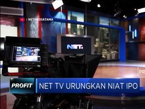 Net TV Batal IPO