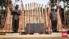 Mengenang Rumah Sukarno, Titik Api Pembacaan Proklamasi