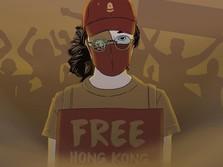 Ini Kronologi Demo Besar Hong Kong yang Bikin Ekonomi Lumpuh