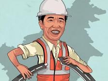Top! Zaman Jokowi Tol Pertama di Kalimantan Beroperasi
