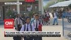VIDEO: Puluhan Ribu Pelajar Dipulangkan Akibat Asap