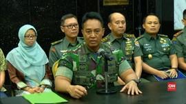 VIDEO: TNI Pertahankan Enzo Zenz Allie di Akademi Militer