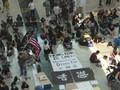 VIDEO: Pedemo Kembali Kuasai Bandara Internasional Hong Kong