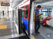 Mulai 1 Desember Naik LRT Jakarta Tak Gratis, Bayar Rp 5.000!