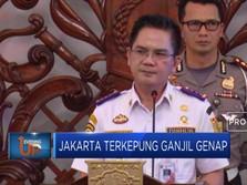 Jakarta Terkepung Ganjil Genap