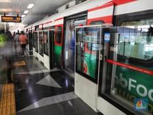 Top! Bila LRT Jabodebek Operasi, Nyambung MRT & Kereta Cepat