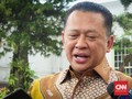Bamsoet Klaim Jokowi Tak Bakal Campuri Pemilihan Ketua Golkar