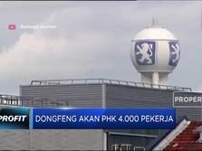 Dongfeng Peugeot Rumahkan 4 Ribu Karyawan