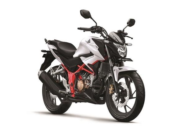 Tampilan Baru Honda CB150R StreetFire