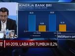 Laba BRI Tumbuh 8,20% Menjadi Rp 16,16 T di Kuartal II - 2019