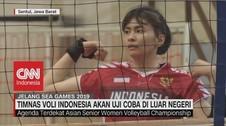 VIDEO:  Timnas Voli Indonesia Akan Uji Coba di Luar Negeri