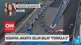 VIDEO: Menakar Kesiapan Jakarta Gelar Balap 'Formula E'