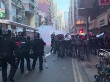 Kronologi Demo Hong Kong Lumpuhkan Perekonomian
