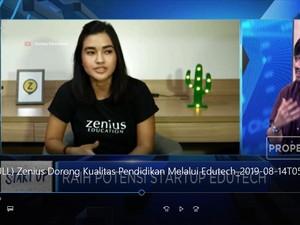Zenius, Bidik Pasar Sektor Edutech