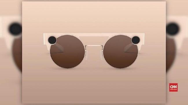 VIDEO: Snap Rilis Penerus Kacamata Pintar Spectacles