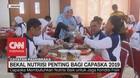 VIDEO: Bekal Nutrisi Penting Bagi Capaska 2019