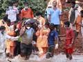 Hujan Muson Terjang India, 100 Orang Tewas