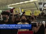 Hong Kong Kembali Membara