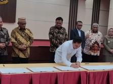 BPH Migas Teken MoU dengan 6 Provinsi Sulawesi