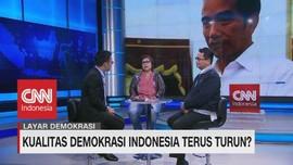 VIDEO: Kualitas Demokrasi Indonesia Terus Turun?