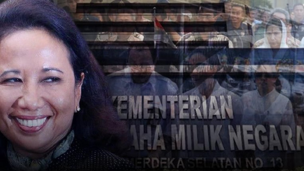 Siap Rombak Direksi BUMN, Rini Langgar Jokowi?