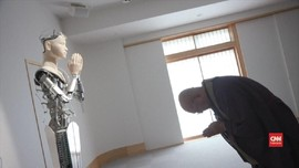VIDEO: Pendeta Robot Mulai