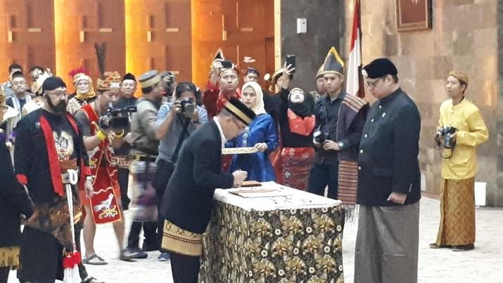Di Masa Transisi Jokowi, Airlangga Rombak Pejabat, Kok Bisa?