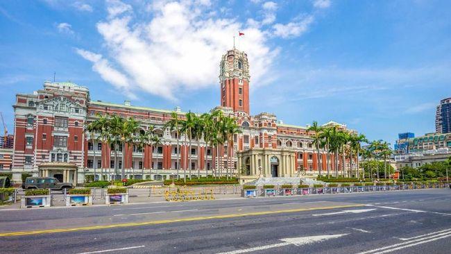 Pemerintah Taiwan Izinkan Turis Menginap di Kantor Presiden
