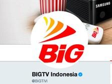 Digugat Masuk PKPU, BIGTV Masih Beroperasi Normal