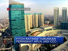 Fitch Ratings Turunkan Peringkat Utang APLN