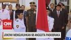 VIDEO: Jokowi Mengukuhkan 68 Anggota Paskibraka