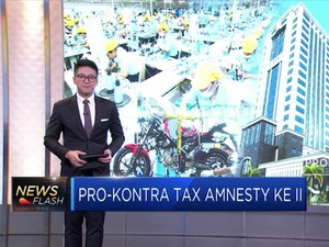 Pro-Kontra Tax Amnesty Ke II