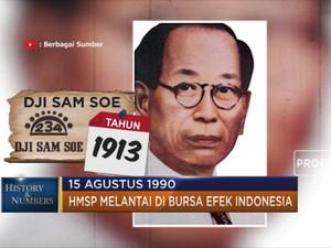 Perjalanan HM Sampoerna Melantai di Bursa Efek Indonesia