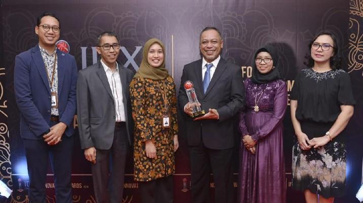 Berkat Inovasi, PGN Raih IDX Channel Innovation Awards