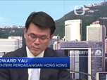 Unjuk Rasa Mulai Ganggu Ekonomi Hong Kong