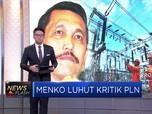 Menko Luhut Kritik PLN