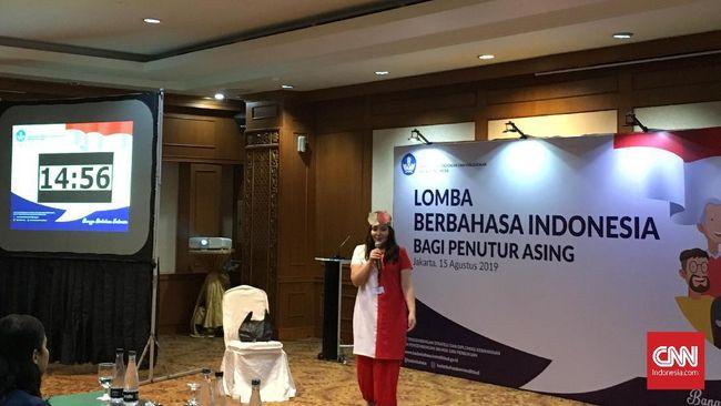 Susah-susah Mudah Penutur Asing Belajar Bahasa Indonesia