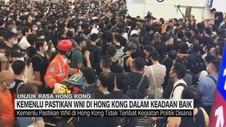 VIDEO: Kemenlu Pastikan WNI di Hong Kong dalam Keadaan Baik