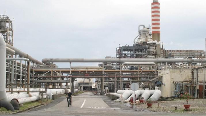 Pertamina Teken Kontrak Rp 3,69 T Bangun Kilang Balikpapan