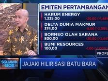 Hilirisasi, Masa Depan  Industri Batu Bara Indonesia