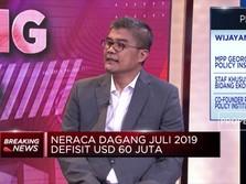 CAD Juli 2019 Cerminkan Tantangan Ekonomi Lebih Sulit