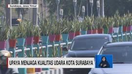 VIDEO: Upaya Menjaga Kualitas Udara Kota Surabaya