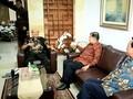 Hadiri Kongres Pancasila di Yogya, JK Jenguk Syafii Maarif