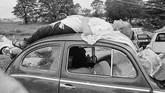 Saat penyelenggaraan, Woodstock sempat mengalami kekacauan yang berakhir dengan kurangnya air bersih dan bahan makanan. (AP File Photo)