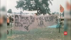 VIDEO: Mengenang 50 Tahun Festival Woodstock